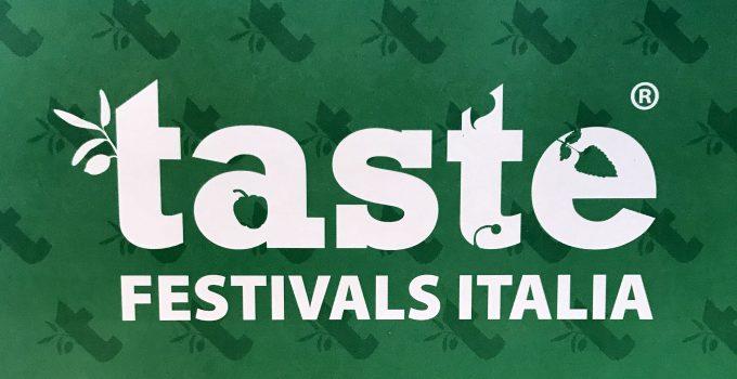 TASTE OF ROMA 2017 – LA MUSICA NEL PIATTO