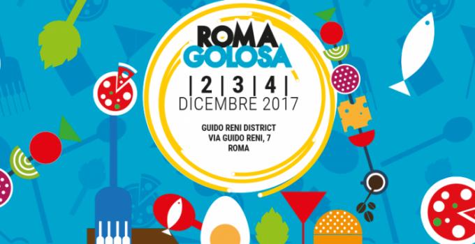 ROMA GOLOSA  2-3-4 DICEMBRE 2017