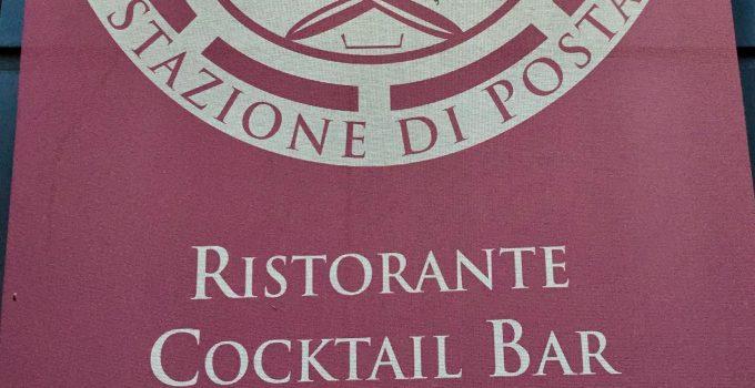 STAZIONE DI POSTA  RISTORANTE COCKTAIL BAR – ROMA