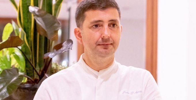 PIETRO D'AGOSTINO LO CHEF DEL RISTORANTE LA CAPINERA – TAORMINA