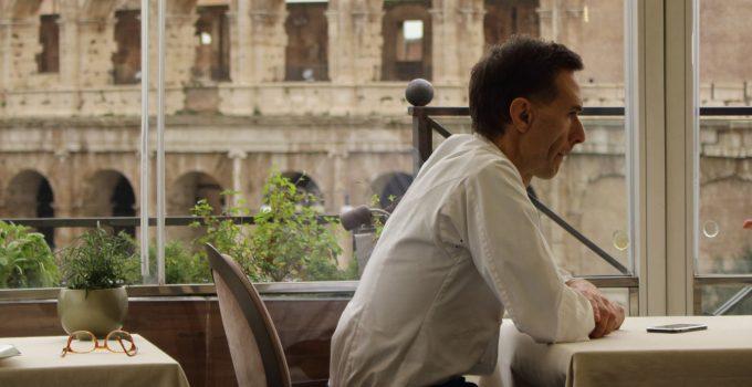 GIUSEPPE DI IORIO LO CHEF DEL RISTORANTE AROMA – PALAZZO MANFREDI ROMA
